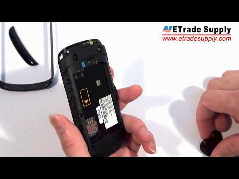 How to repair BlackBerry Curve 9380 Take apart/Tear down/Repair toturials video