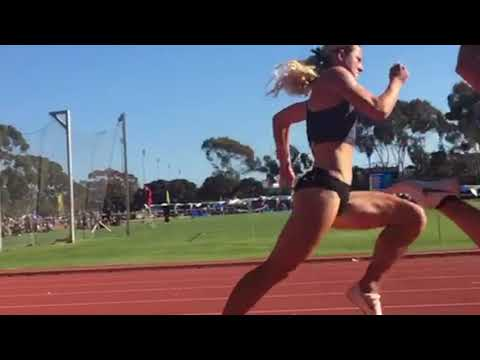 Allison Halverson: Tokyo Olympic hopeful