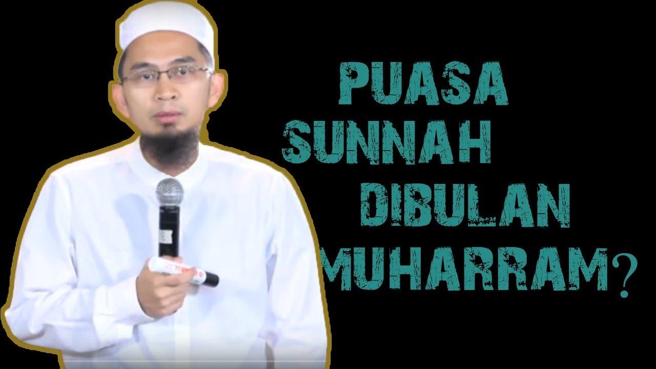 Puasa-puasa Sunnah di Bulan Muharram Apa Saja ?     Ustadz Adi Hidayat Lc MA _*