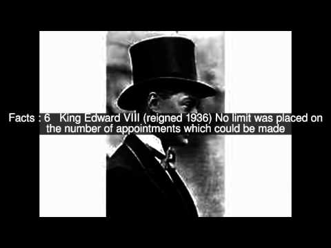 List of knights and dames of the Royal Victorian Order appointed by Edward VIII Top  #10 Facts