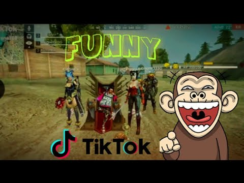 😂😂Tik Tok Funny Videos Free Fire Nonstop Comedy🤣🤣/AP-SK Technical