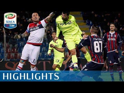 Crotona - Bologna 0-1 - Highlights - Giornata 20 - Serie A TIM 2016/17