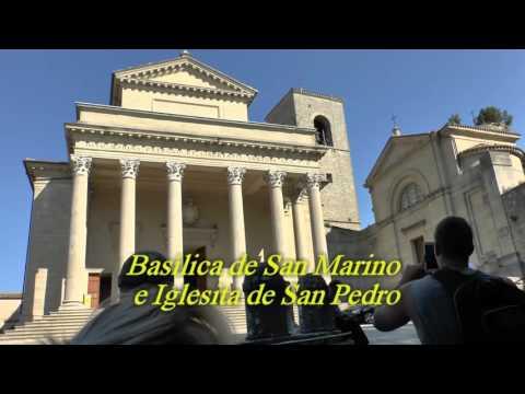 Dovolená v Itálii - SAN MARINO a LIDO ADRIANO - Den sedmý a osmý (11.-12.9.2015)