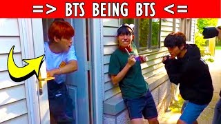 BTS Being BTS #2 😆 | Bangtan Boys