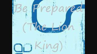 be prepared the lion king arid zone avenues