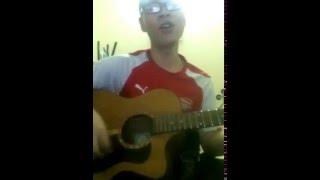 nắng biển xanh và anh guitar cover