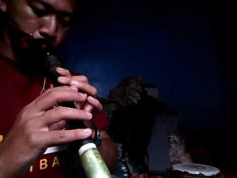 Belajar tarompet lagu bangbung hideung