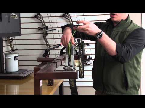 how to build a bow press