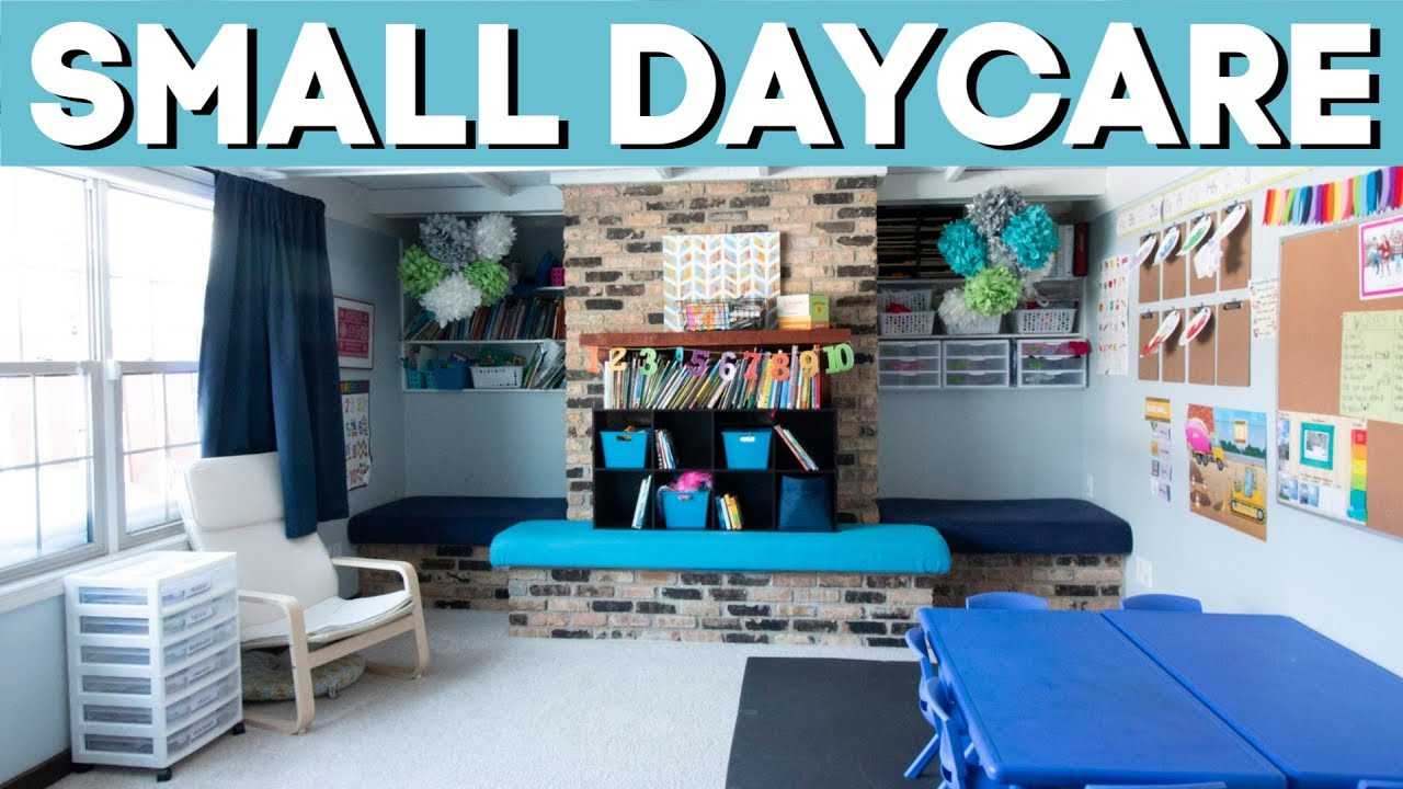 Maximize A Small Daycare Space Youtube