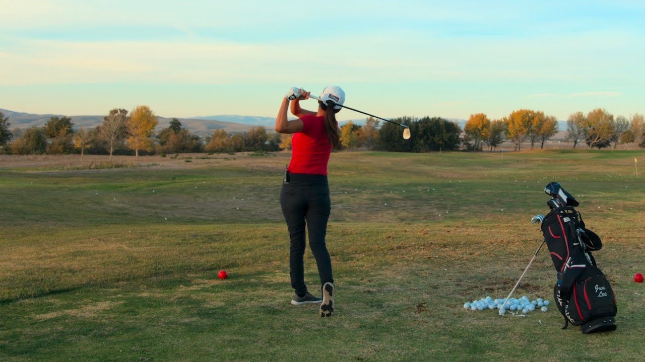 Driving Range Practice and Mindset - Part 1 of 3