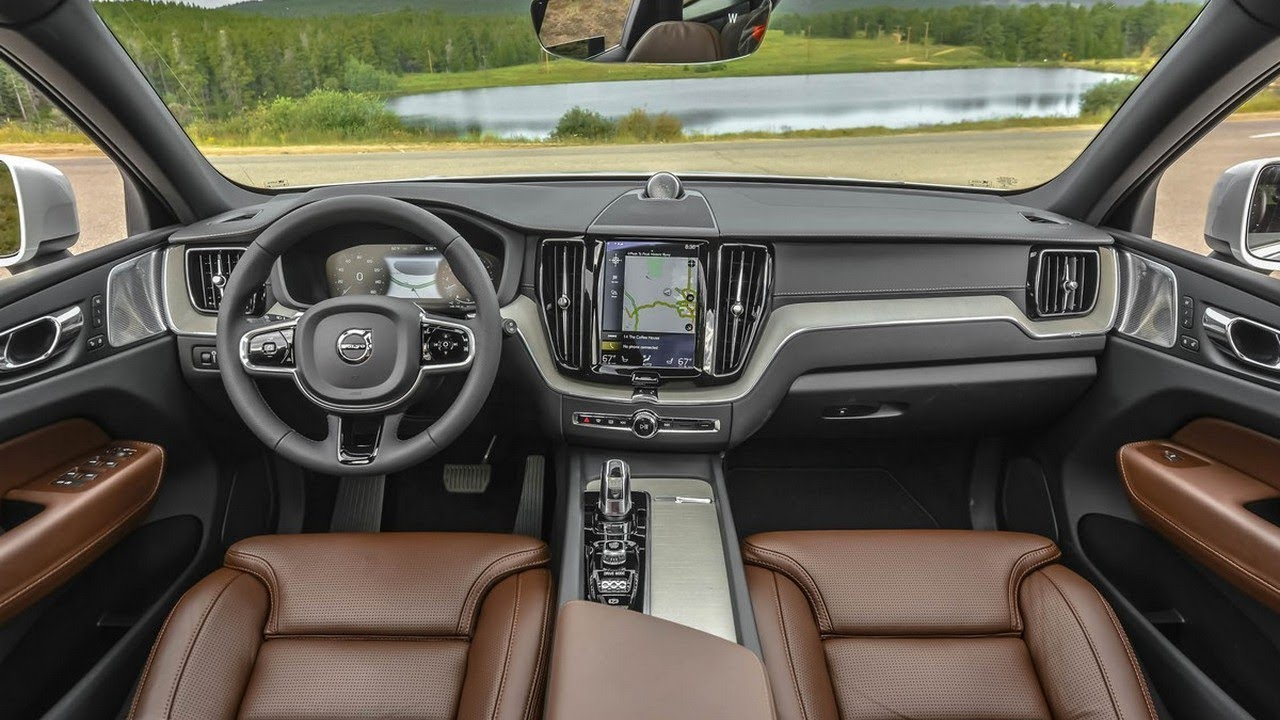 2018 Volvo Xc60 T8 White Crystal Metallic Interior Exterior