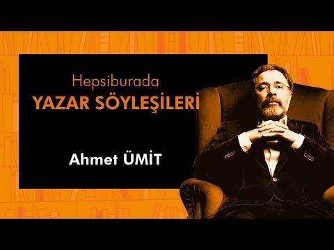 Ahmet Ümit | Hepsiburada Yazar Söyleşileri