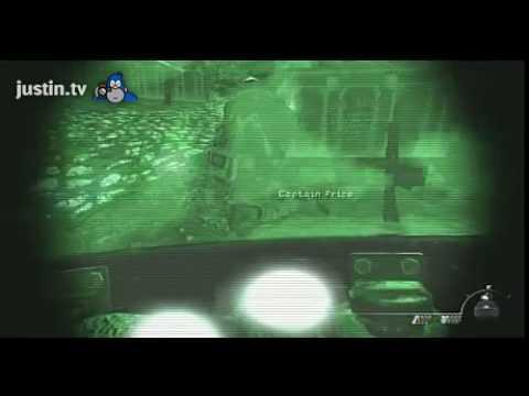 Modern Warfare 2: Modern Whorefare: Call For Booty Action