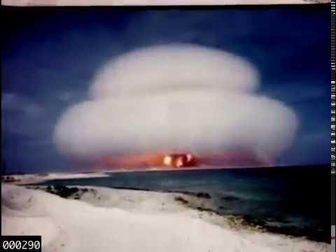 Nutmeg - 25.1 kiloton shot - Operation Hardtack 1 (May 21, 1958)