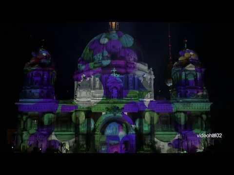 13. Festival of Lights Berlin   Eine Revue vom 14.+15.10.2017