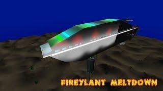 ROBLOX Liquid Submarine | Fireylant Overheating
