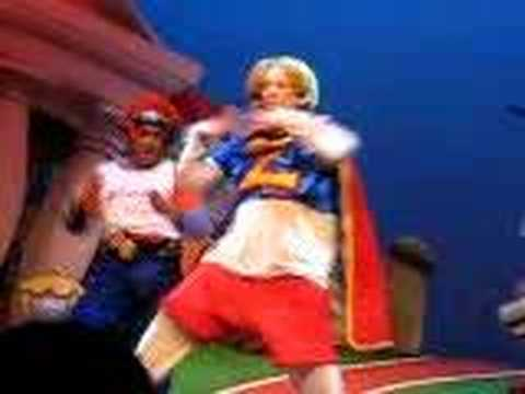 Lazy Town Live, Theatre Royal, Newcastle
