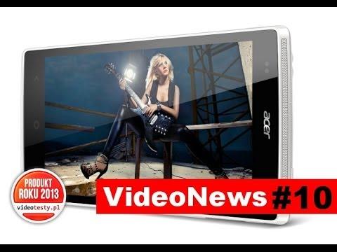 VideoNews #10 – Produkt Roku 2013, najczęściej ściągane Filmy w 2013, smartfony Lenovo