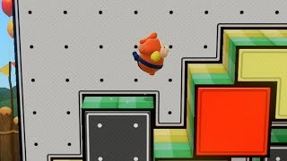 Pushmo World (Wii U) Walkthrough - Mysterious Pushmo - Challenges 10-20