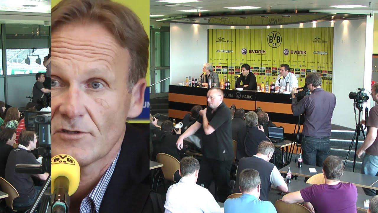 Intro Pressekonferenzen Borussia Dortmund