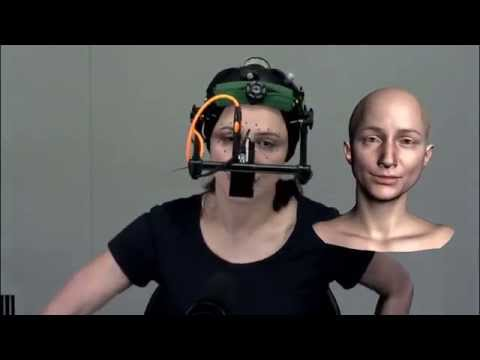 Facial capture with no-cost head pose during audio recording (playblast)