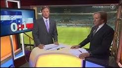 WM 2010- Ein paar verbale Nettigkeiten  zwischen Günter Netzer  und Gerhard Delling