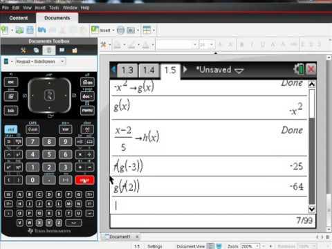 The inverse trigonometric functions – she loves math.