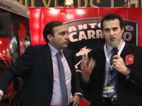 Antonio Carraro Spa | Intervista Eima 2010
