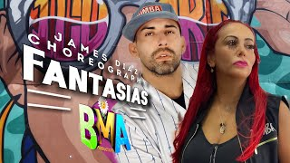 Fantasias Farrukoo ft Rauw Alejandro choreography  by James Diaz