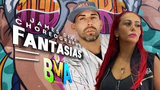 Fantasias Farrukoo ft Rauw Alejandro choreography  by James Diaz