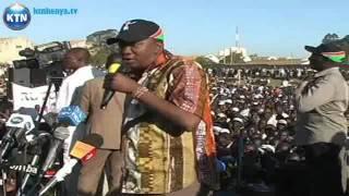 Kalonzo ready to back Uhuru or Ruto