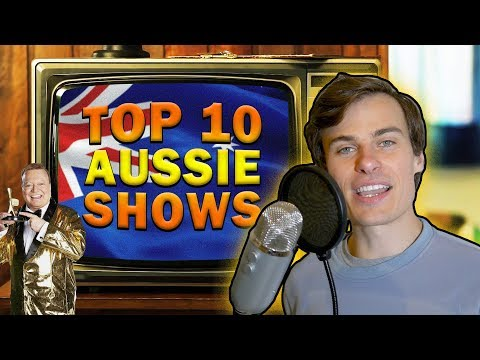 Top 10 Aussie TV Shows Of ALL TIME