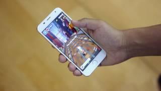 Colors New Finger Print Sensor Smartphone Pride P85