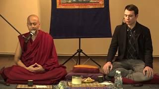 Тензин Гендун. Медитация: исцеление негативных эмоций