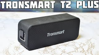 TRONSMART T2 plus Обзор водонепроницаемой колонки +КОНКУРС БЕЗ РЕПОСТОВ
