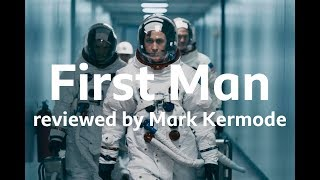 First Man reviewed by Mark Kermode
