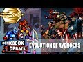 Evolution of the Avengers Games in 9 Minutes (2017)