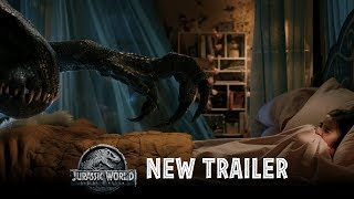 Jurassic World: Fallen Kingdom - Official Full online #2 [HD] Poster