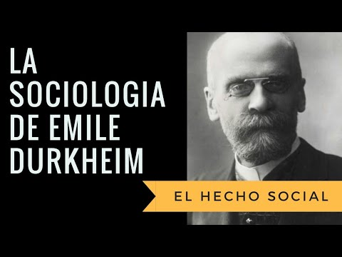 the power of social facts as defined by emile durkheim Durkheim brought consideraable understanding to the concept that our agency, in matters of social fact, is severely limited by the structural context in which we find ourselves he recognized the cost of non-conformance, and the ability of the social group to enforce its normative expectations.