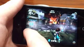 Zombie Panic in Wonderland Plus (beta 0.3) gameplay