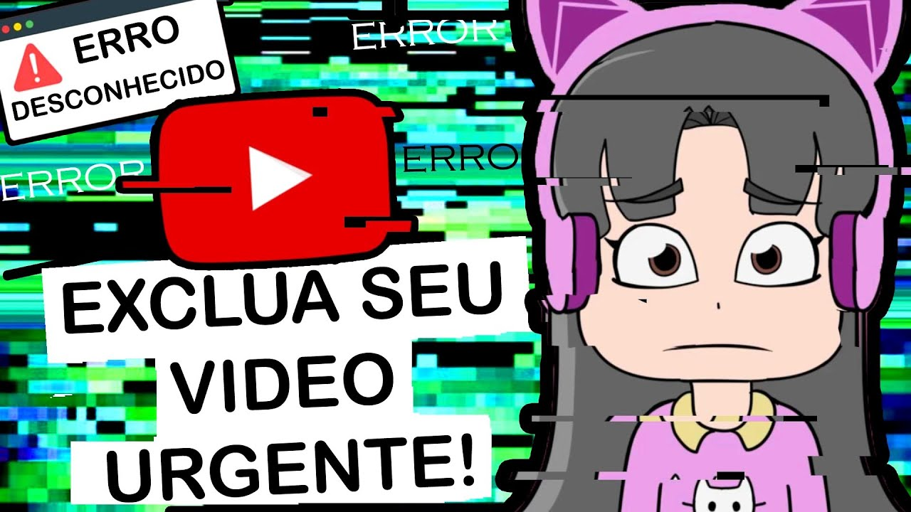 O BUG DO YOUTUBE QUE QUASE ME DESTRUIU
