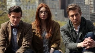 DOCTOR WHO The Angels Take Manhattan Fall Finale Trailer BBC America