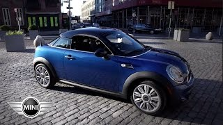 MINI USA | MINI Coupe | Taking Manhattan Test Drive - A Driven Original Video