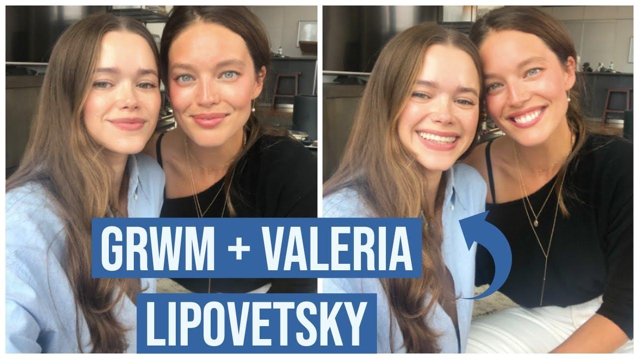 GRWM + Valeria Lipovetsky Talking Motherhood, Career, Confidence + More   Emily DiDonato