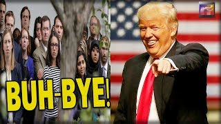 BUH-BYE! Trump Just Put 3 Million Entitled Employees On Notice! HE'S DRAINING THE SWAMP!!!