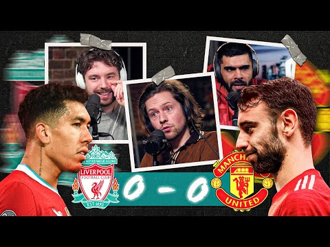 LIVERPOOL 0-0 MANCHESTER UNITED | RORY REACTS FT @Adam McKola
