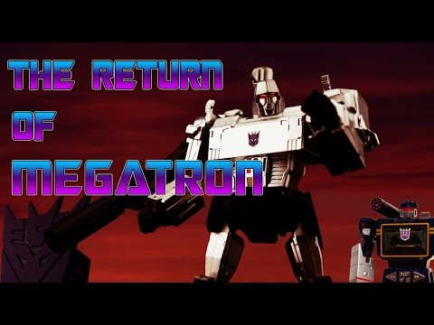 Transformers: The Return of Megatron Stop Motion (Full Movie)