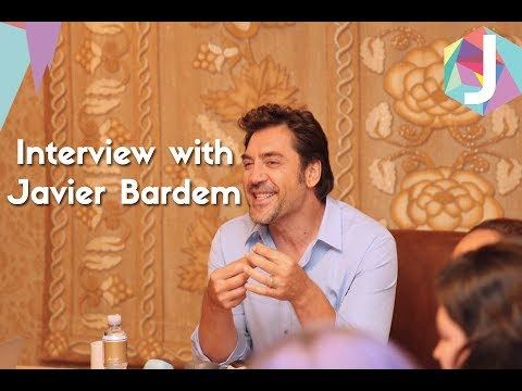 Interview with Javier Bardem - Captain Salazar Pirates of the Caribbean Dead Men Tell No Tales