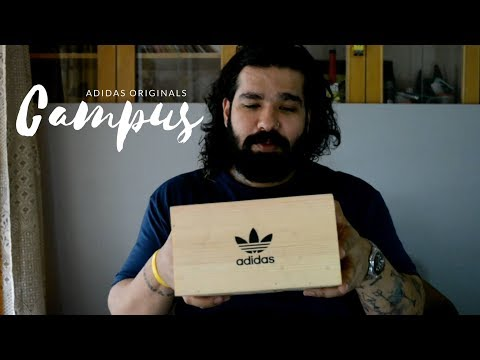 adidas Originals Campus - Unboxing Review and First Thoughts