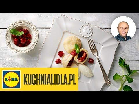 Knedle Ze śliwkami Paweł Małecki Przepisy Kuchni Lidla